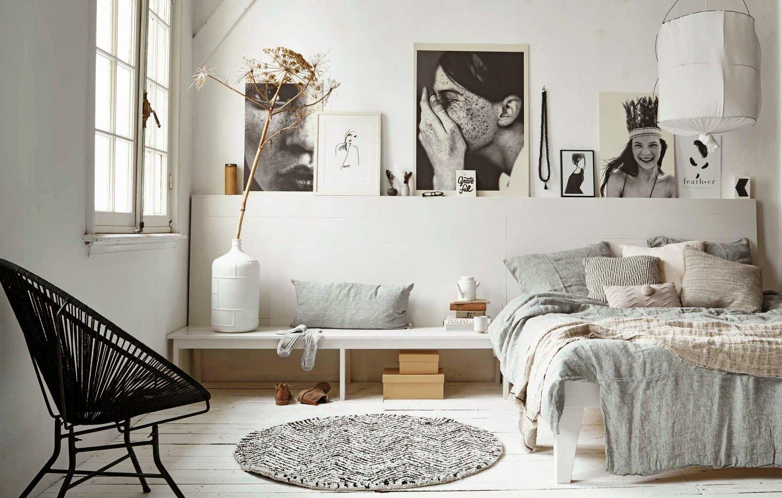Chambre beige blanc moderne: peinture chambre adulte. sources ...