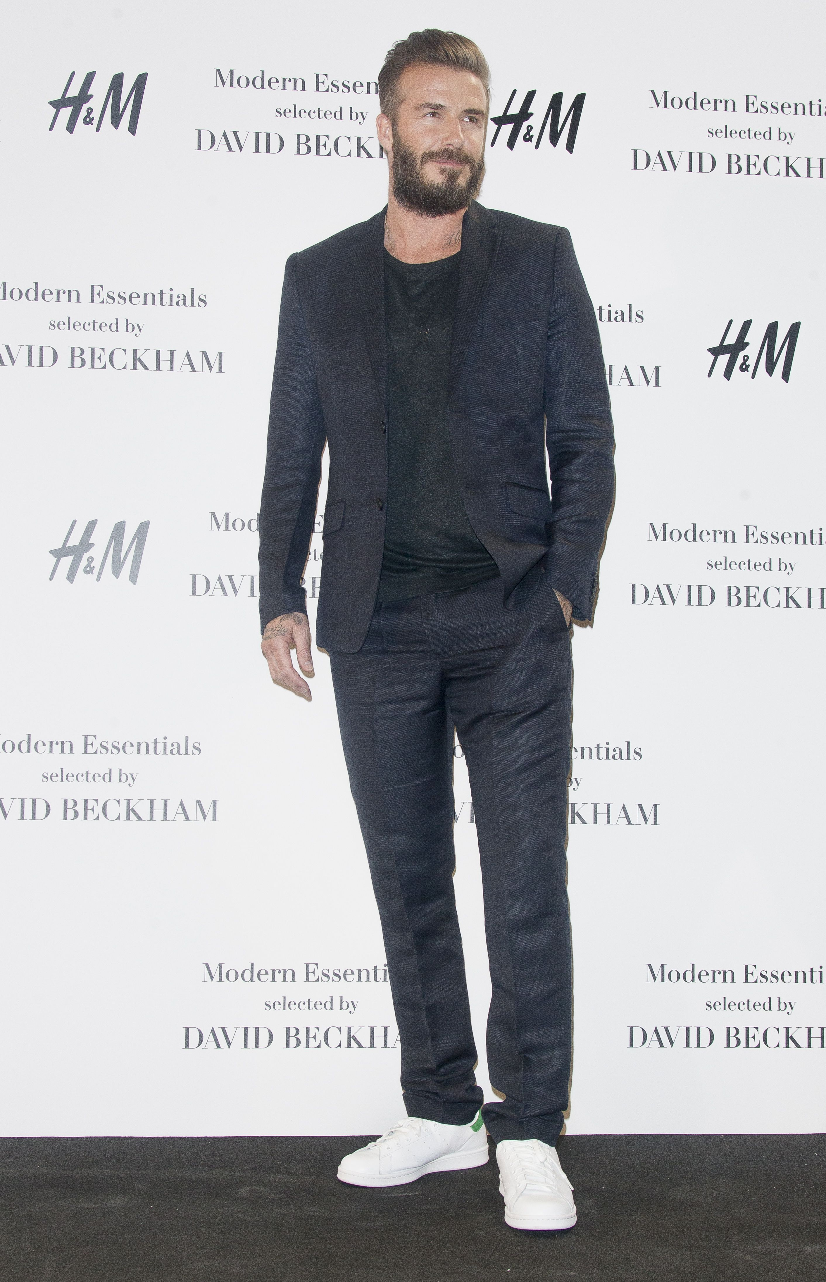 Super Star-Style mit David Beckham | Stilpalast FA55