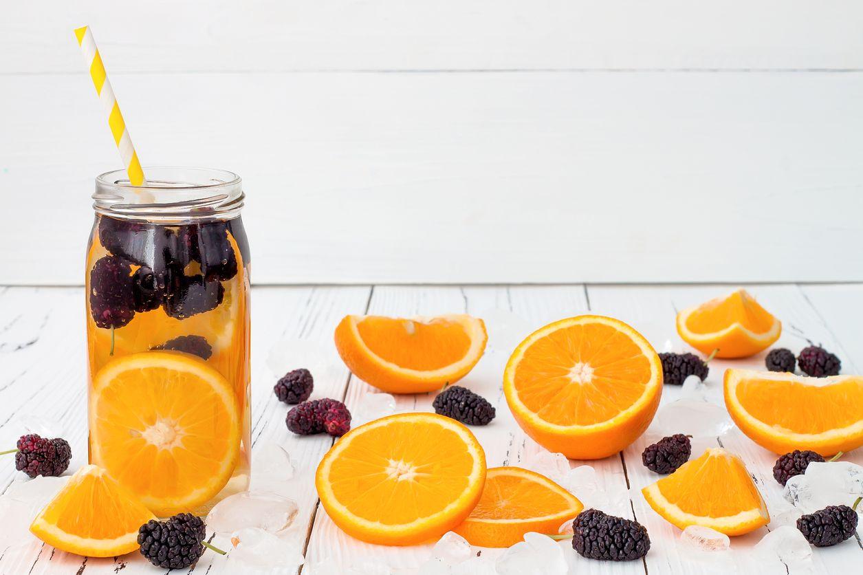 Vitaminwasser Selber Machen