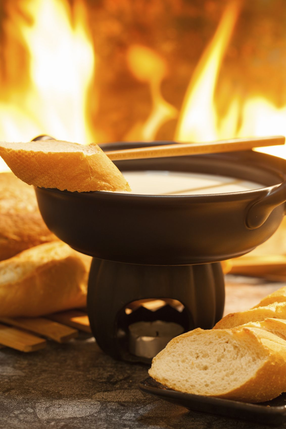 aussergew hnliche fondue rezepte. Black Bedroom Furniture Sets. Home Design Ideas