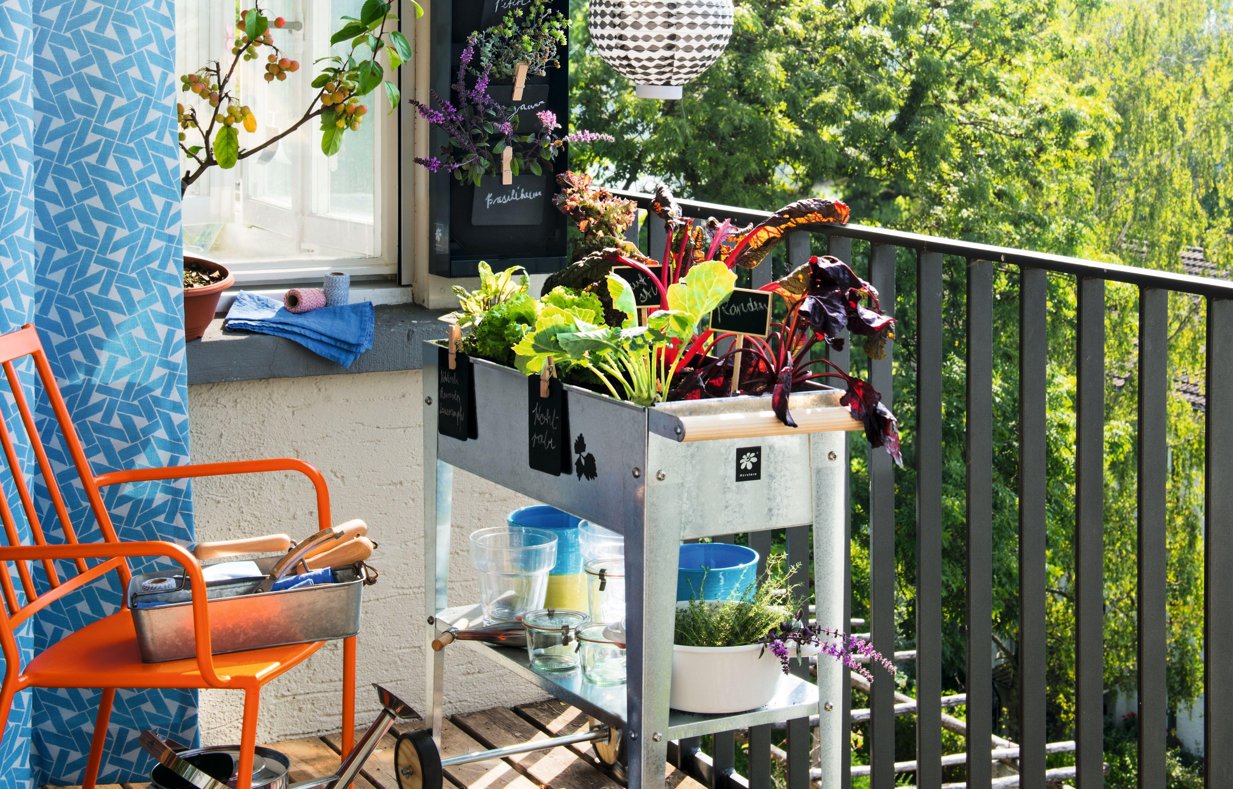 Tolle Ideen Fur Den Balkon