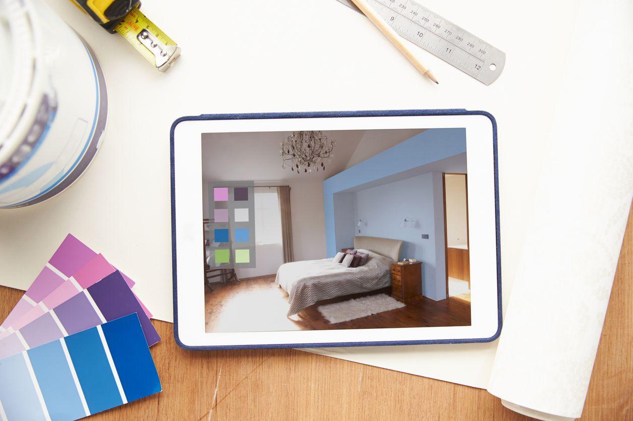 dekorieren per app stilpalast. Black Bedroom Furniture Sets. Home Design Ideas