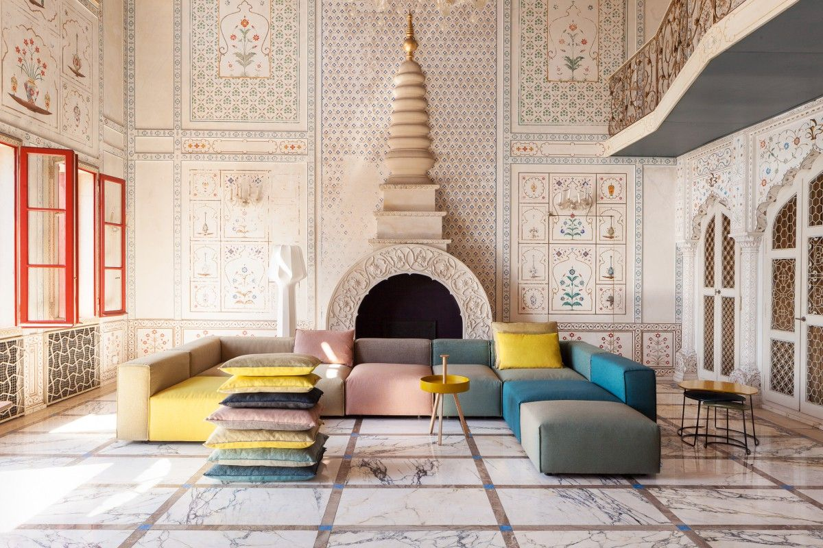 bunte m bel f r graue tage stilpalast. Black Bedroom Furniture Sets. Home Design Ideas