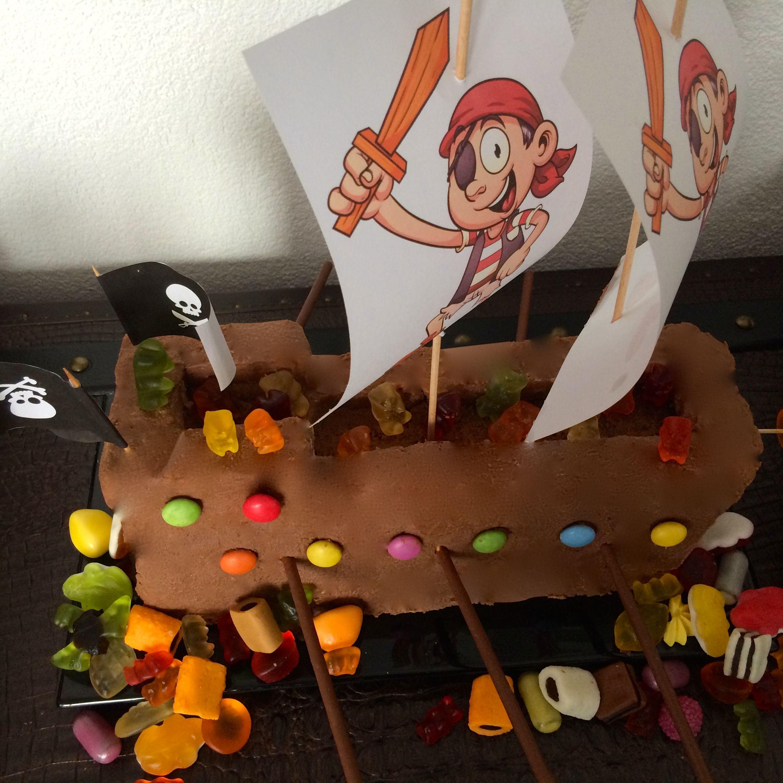 Piratenschiff Kuchen Stilpalast