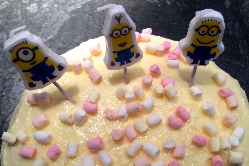 Minions Torte Stilpalast