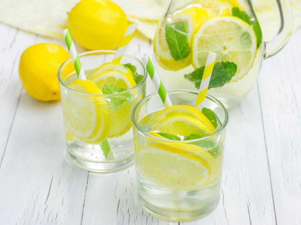 Slikovni rezultat za zitronenwasser