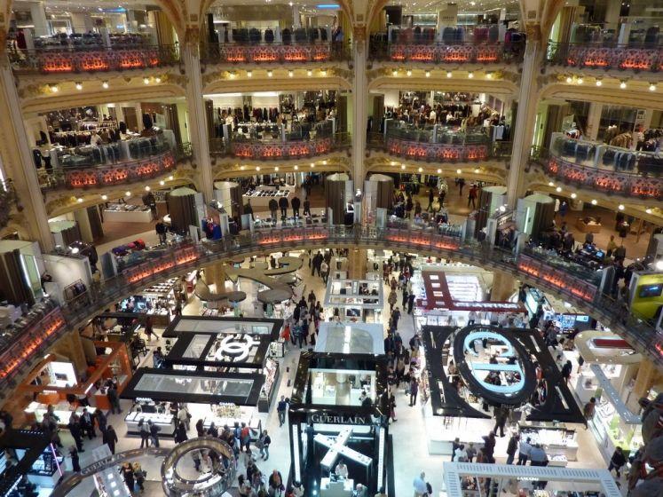 shoppen in rom