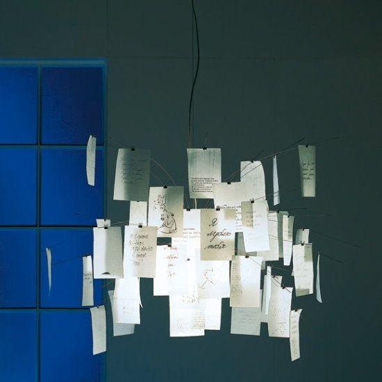 stylische diy lampen stilpalast. Black Bedroom Furniture Sets. Home Design Ideas