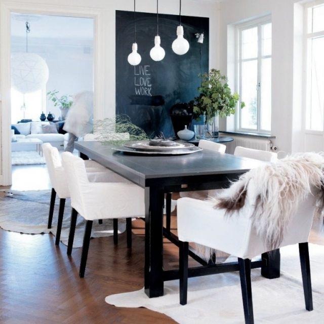 Coole ideen mit tafelfarbe stilpalast - Magnetische wandtafel ...