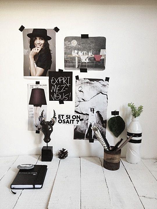 bilder ohne rahmen aufh ngen. Black Bedroom Furniture Sets. Home Design Ideas