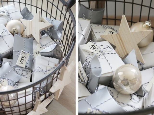 adventskalender ideen f r kinder und erwachsene. Black Bedroom Furniture Sets. Home Design Ideas