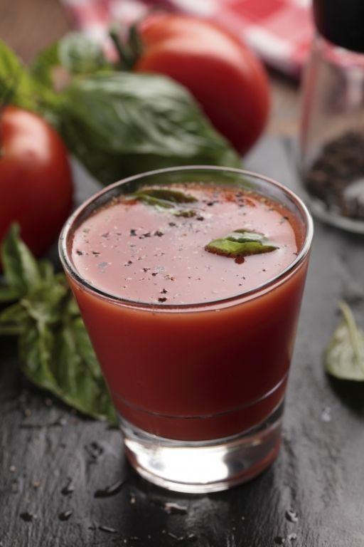 tomatensaft fettverbrennung