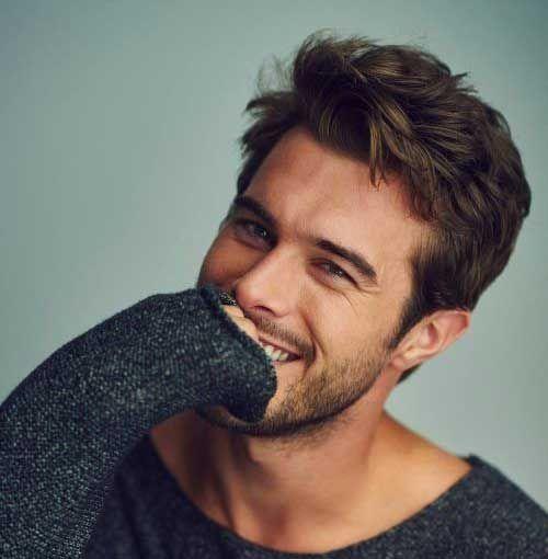 Now Boys Kiss And Makeup: Männer-Trendfrisuren 2018: Die Coolsten Styles