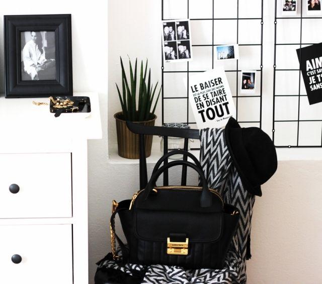 interieur hit gitter als pinboard stilpalast. Black Bedroom Furniture Sets. Home Design Ideas