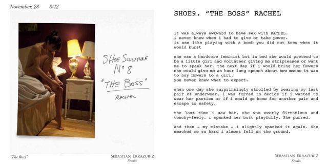 12 Schuhe für 12 Geliebte   Stilpalast