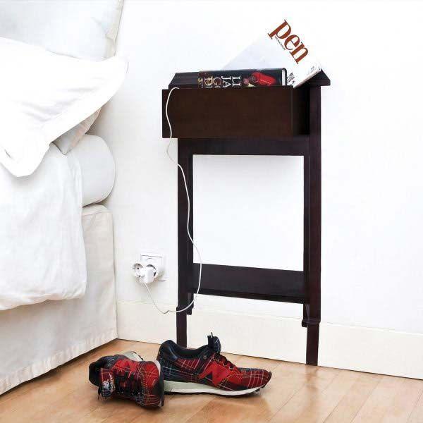 Schlafzimmer Ideen Für Männer: Coole Ideen Für Nachttische
