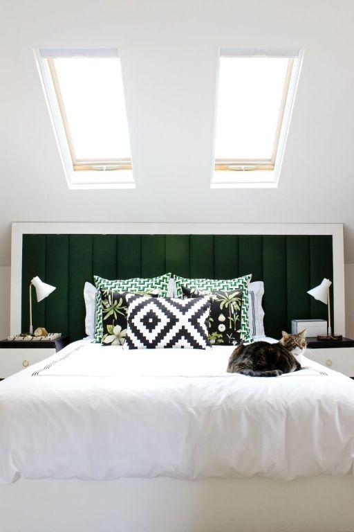 originelle ideen für bett-kopfteile bzw. -rückwände - Kopfteil Bett Ideen
