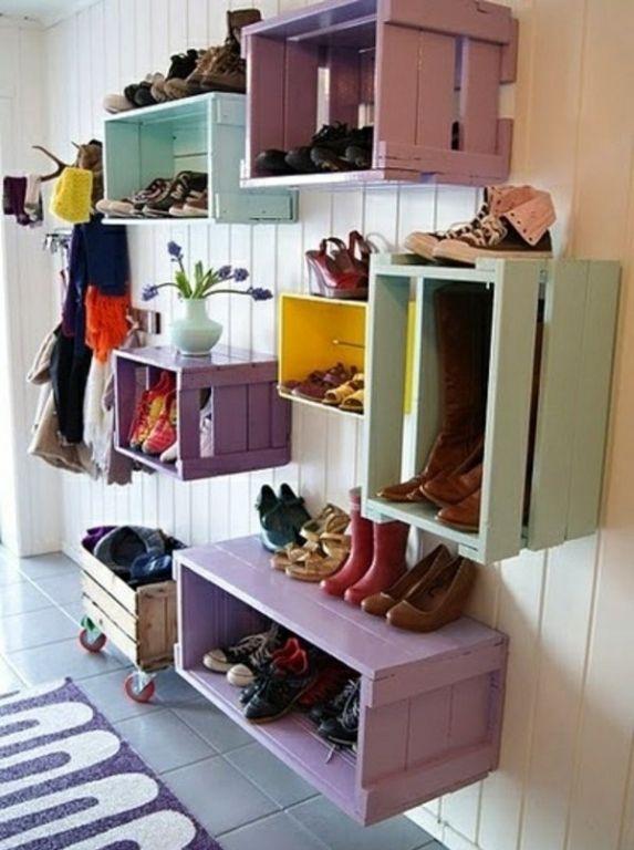 coole einrichtungsideen für flur und garderobe - Coole Garderobe