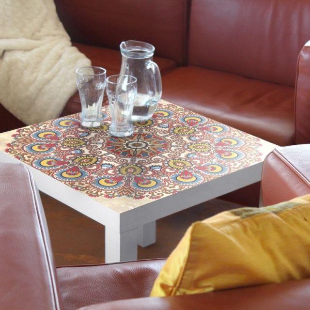 Ikea Lack Tisch Pimpen Wohn Design