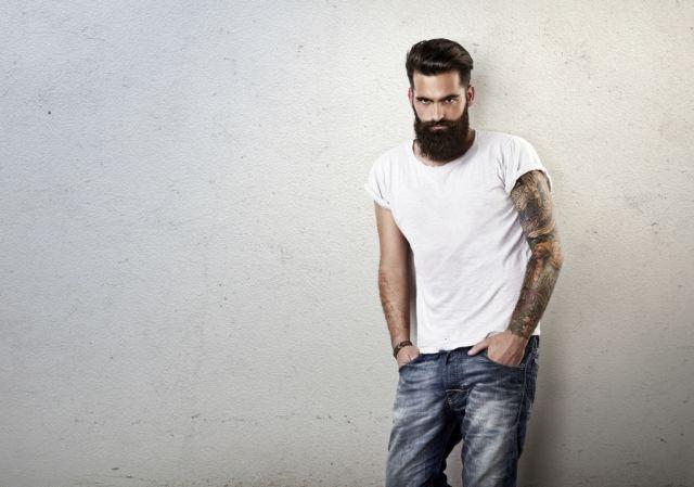 Die neusten bart trends - Hipster anzug ...