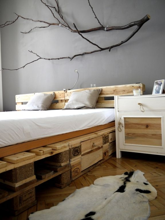 m bel und einrichtungsideen aus paletten. Black Bedroom Furniture Sets. Home Design Ideas