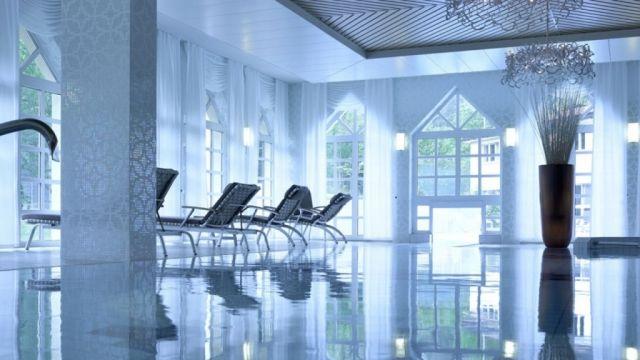 Die sch nsten wellness hotels stilpalast for Stylische wellnesshotels