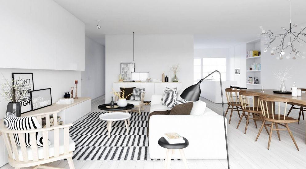 nordischer wohn stil stilpalast. Black Bedroom Furniture Sets. Home Design Ideas