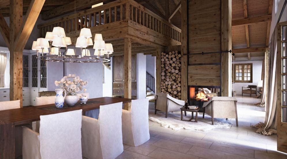 Stilpalast Präsentiert Drei Traumhafte Und äusserst Stilvolle Immobilien  Aus Den Schweizer Bergen Und Zeigt Dir, Wie Du Den Chalet Chic In Dein  Zuhause ...