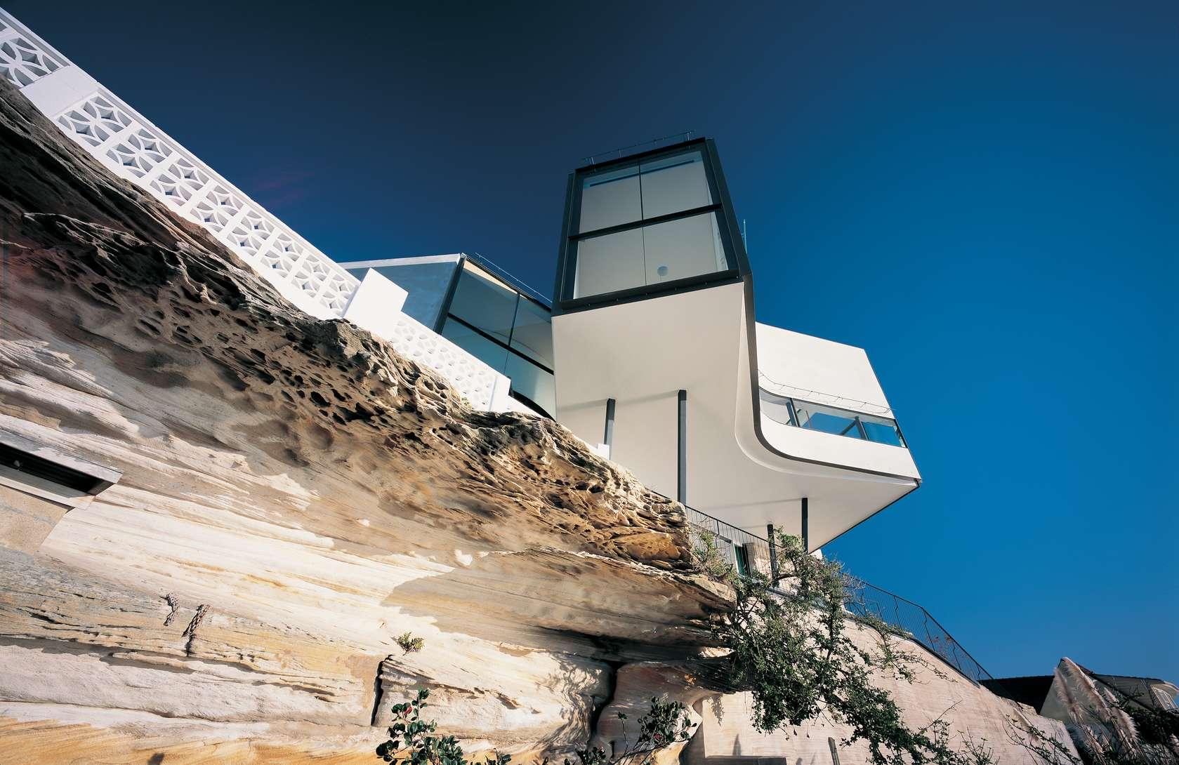 Spektakuläres Cliffhouse