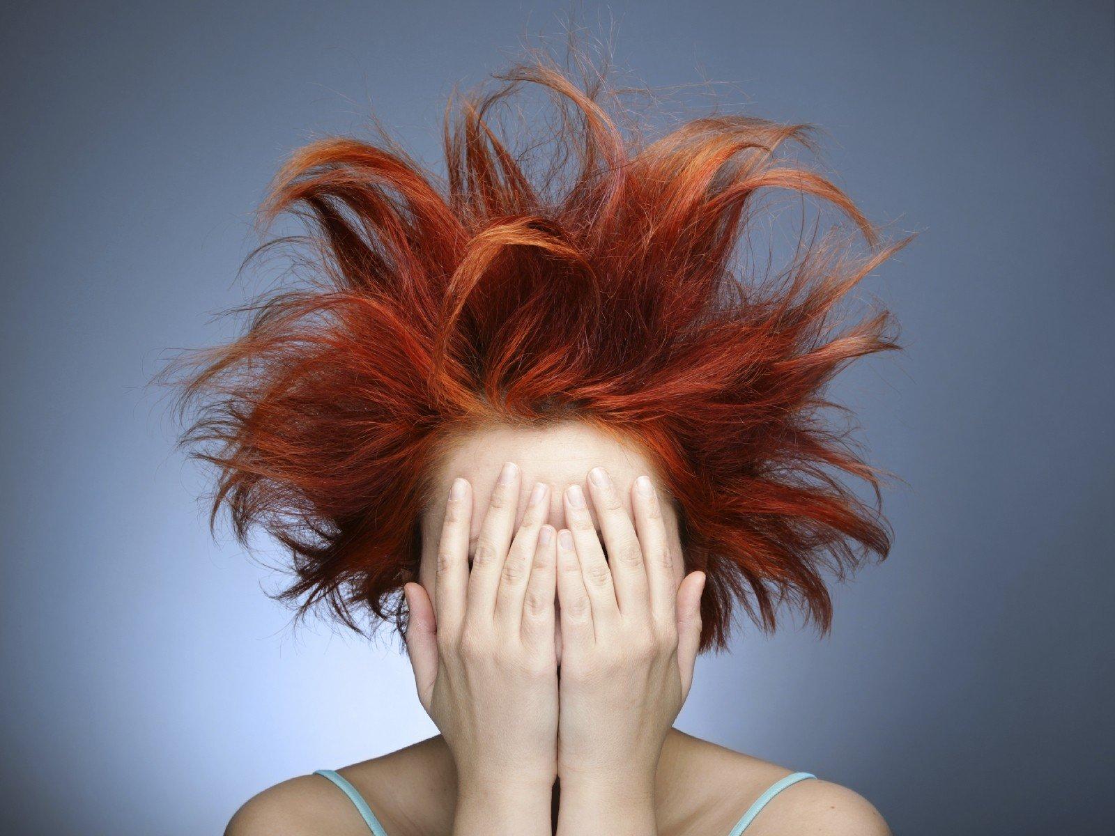 Frisuren für Bad Hair Days