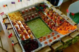 Aktueller DIY-Hit: EM-Snack-Stadion