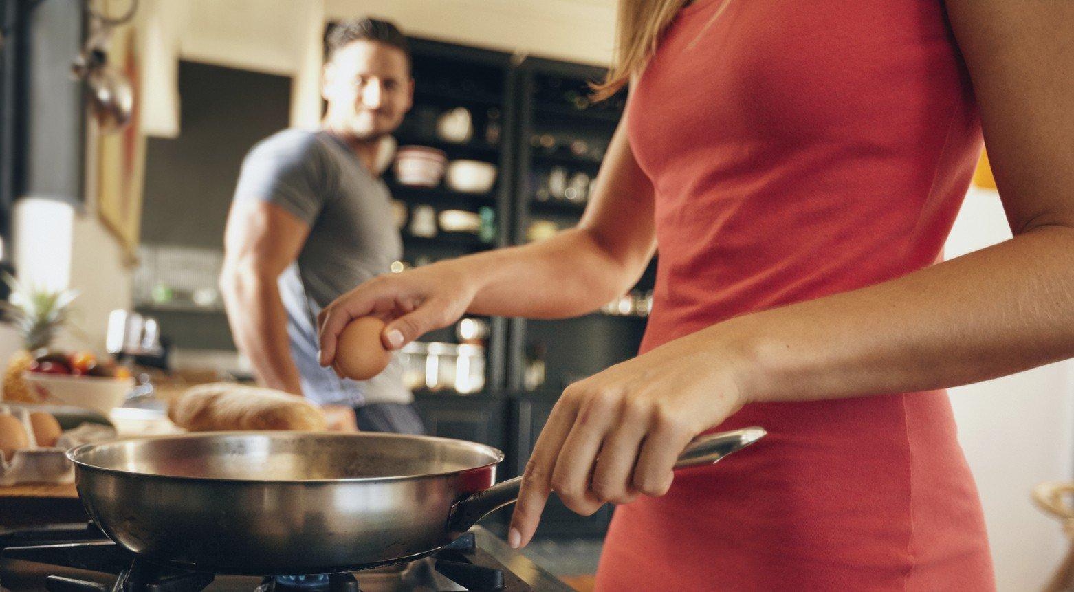Abnehm-Tricks in der Küche