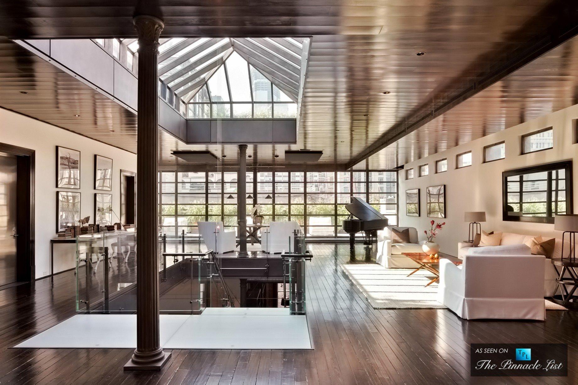 Die atemberaubendste NYC-Loft