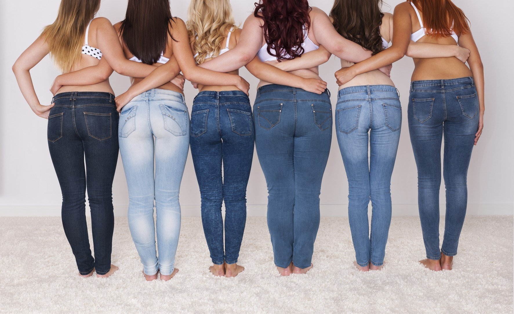 Denim-Trends 2021: Jeans-Guide für jede Figur