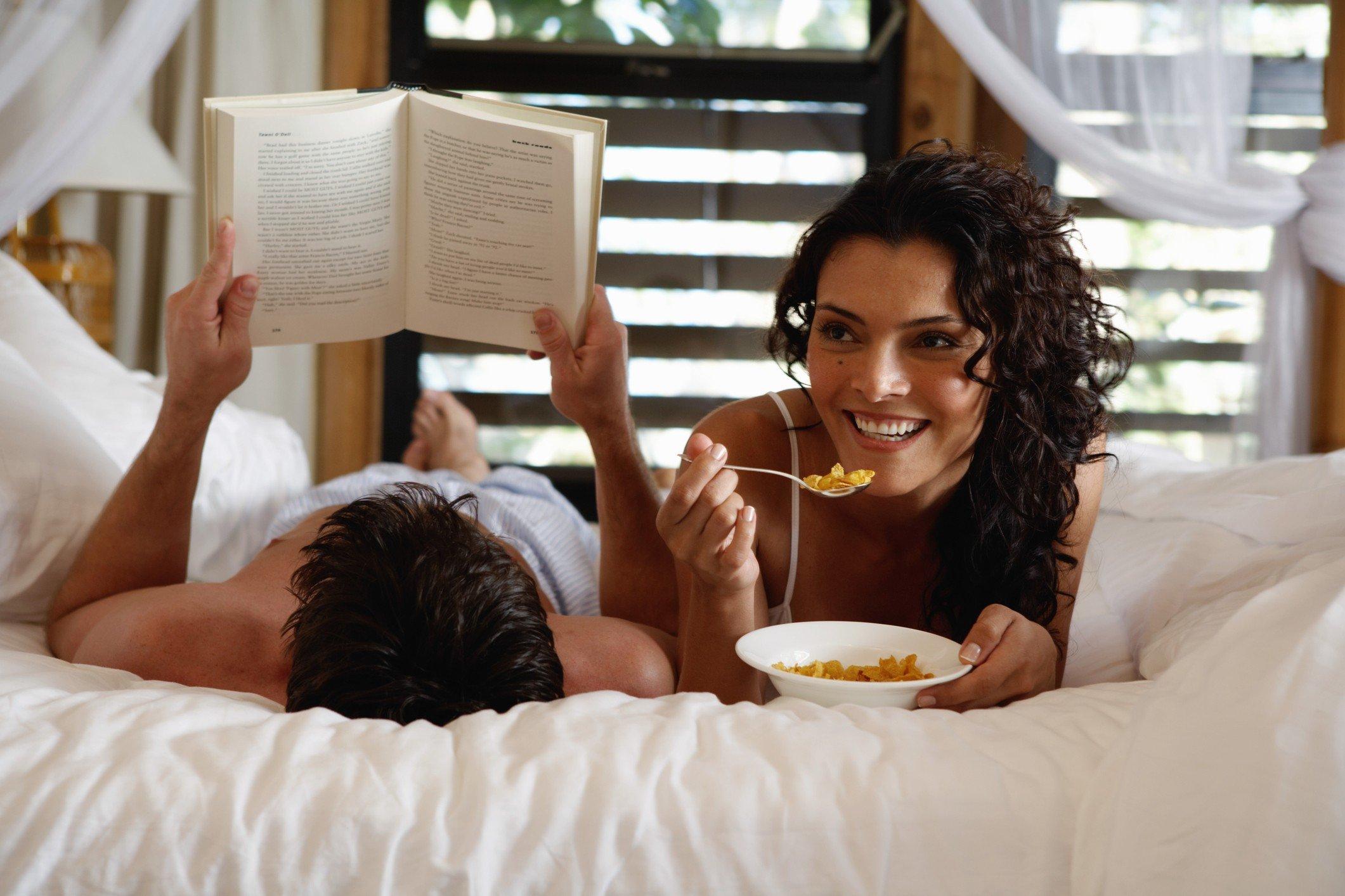 Ideen für einen Sonntag im Bett