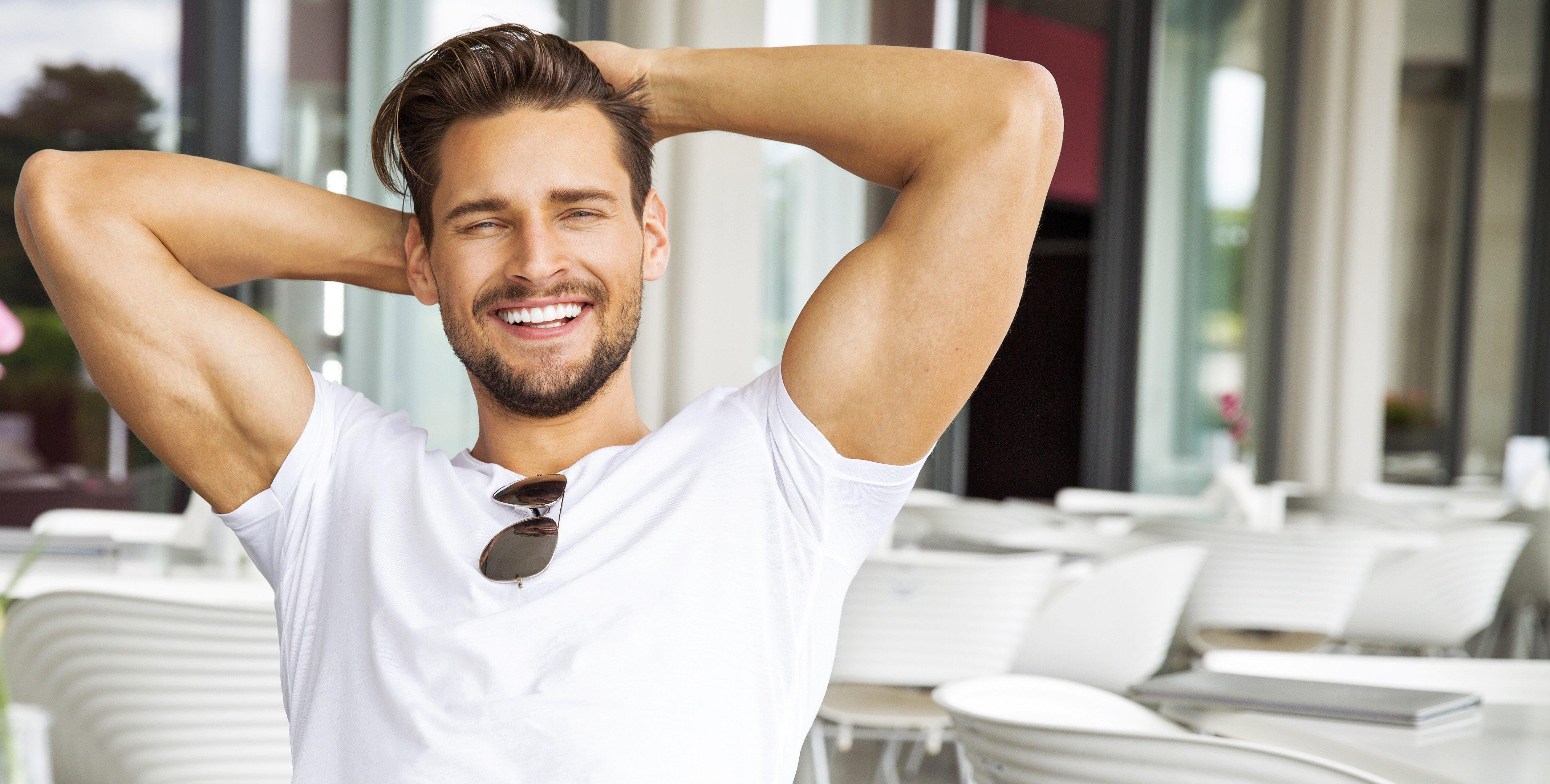 Männer-Trendfrisuren 11: Die coolsten Styles