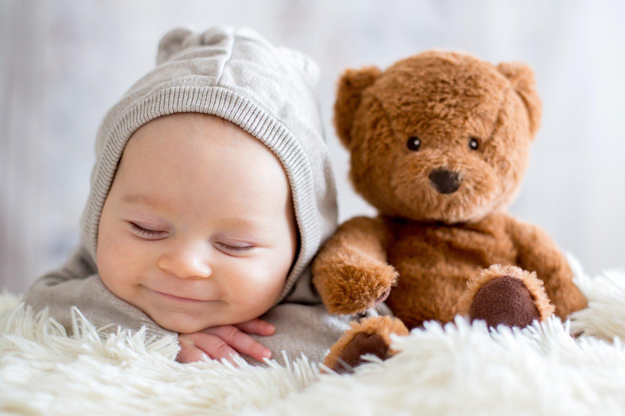 Baby-Fotoshooting? Ja, bitte!