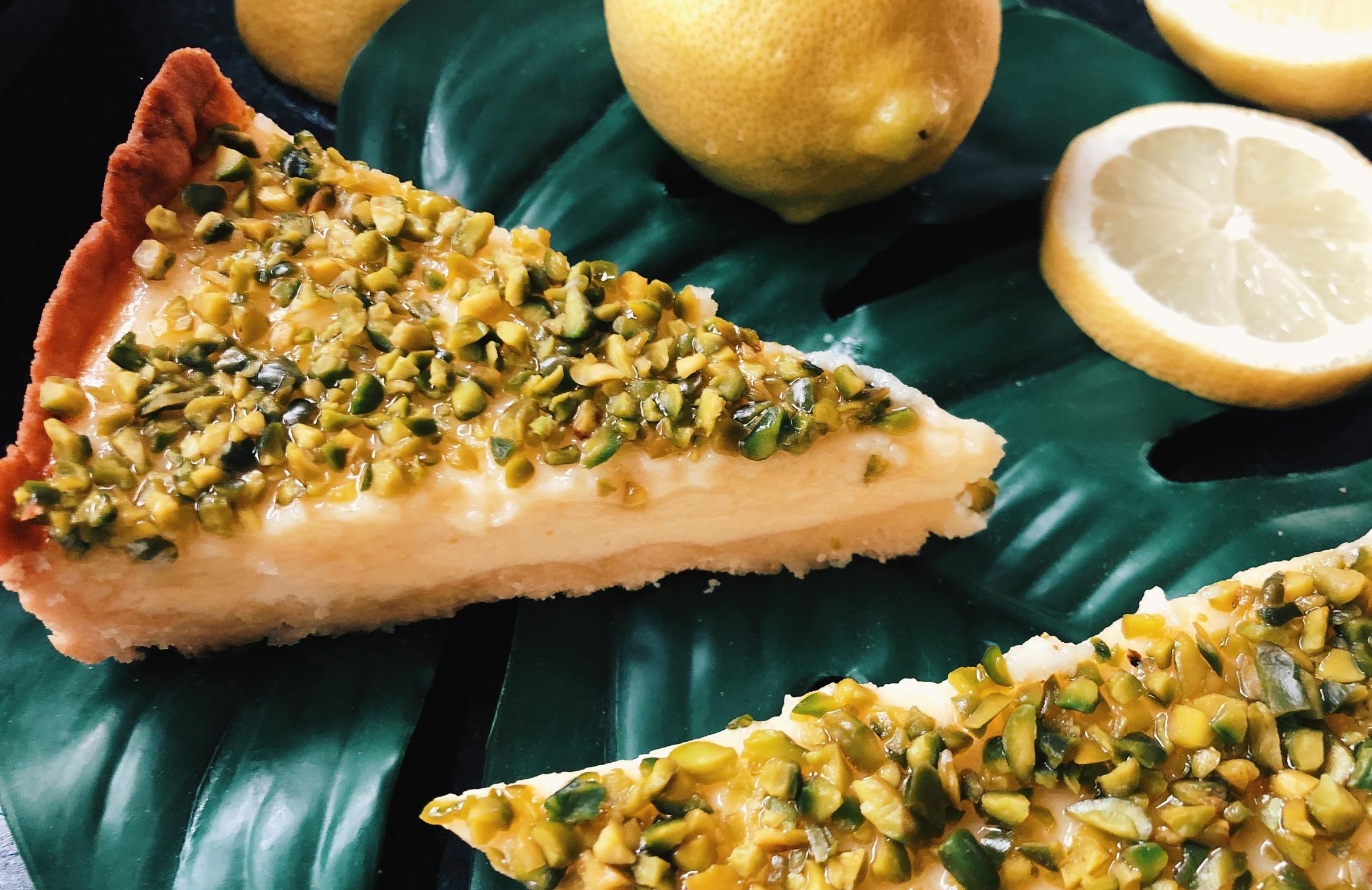 Kuchen mit Ricotta und Zitronen.JPG
