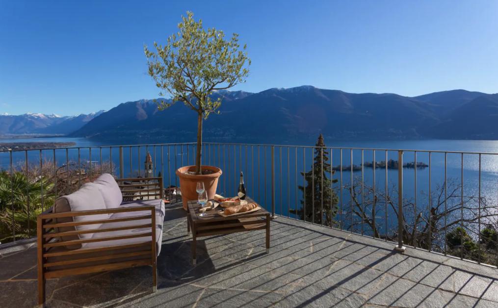 8 aussergewöhnliche Schweizer Airbnbs