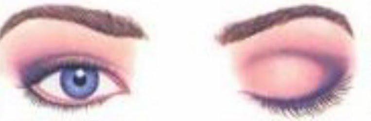 Schminken nach Augenform