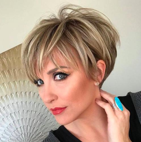Die schönsten Kurzhaar-Frisuren 2020