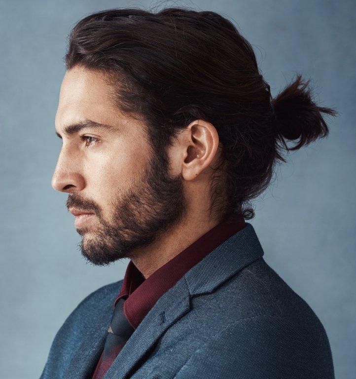 Männer langhaarfrisur Lange Haare