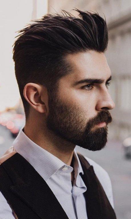 Herren Frisuren 2021 : Haircuts Fur Manner Oben 10 Herbst ...