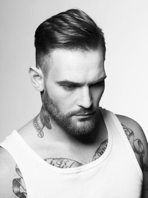 Kurz undercut männer Männer Frisuren