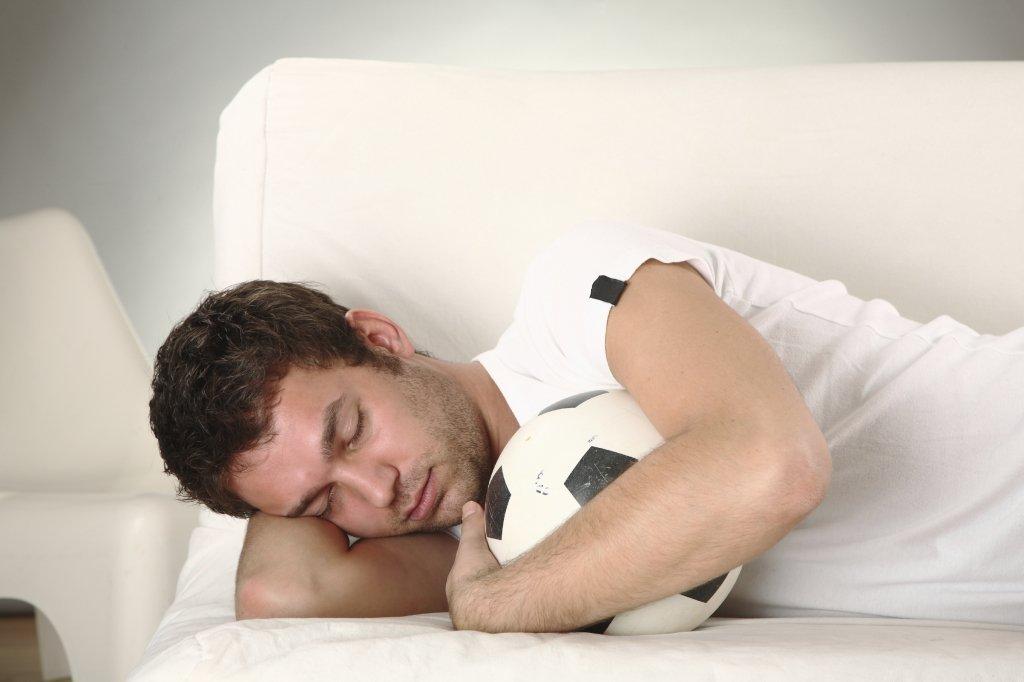 Schmatzen Im Schlaf