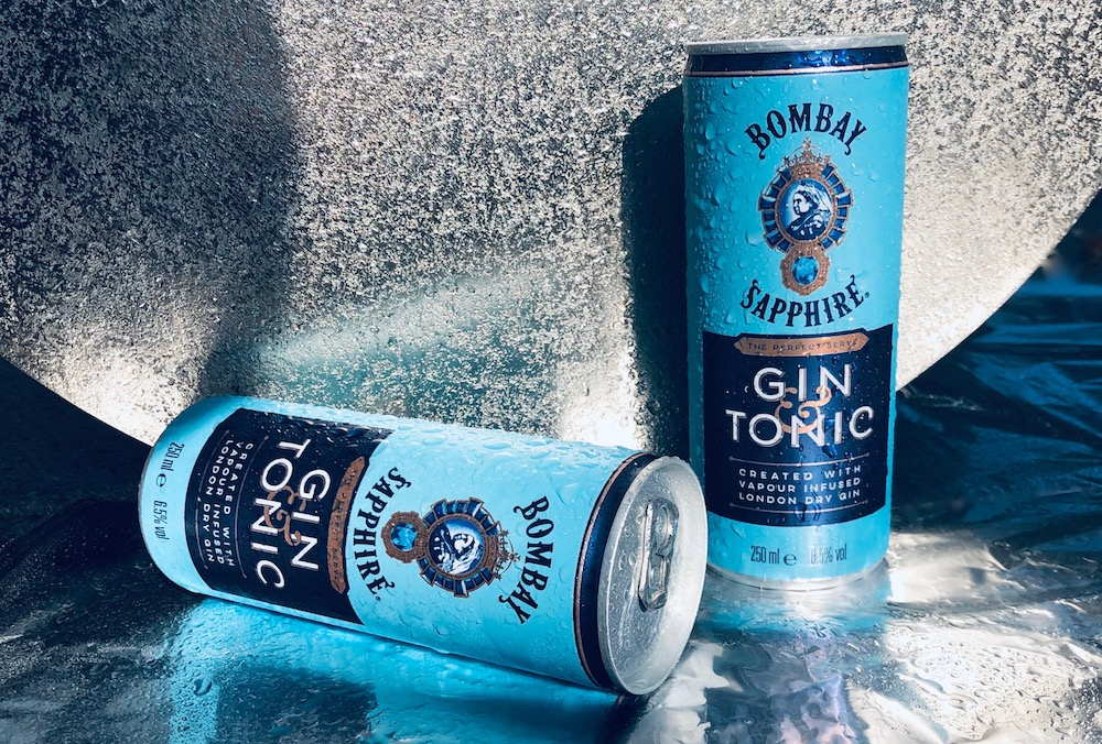 Trinkfertiger Gin & Tonic als neuer Party-Hit