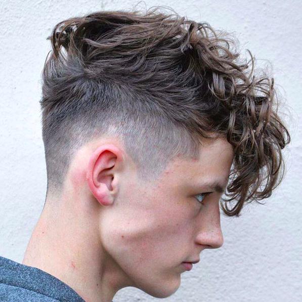 Männer schneiden undercut Undercut: Varianten,