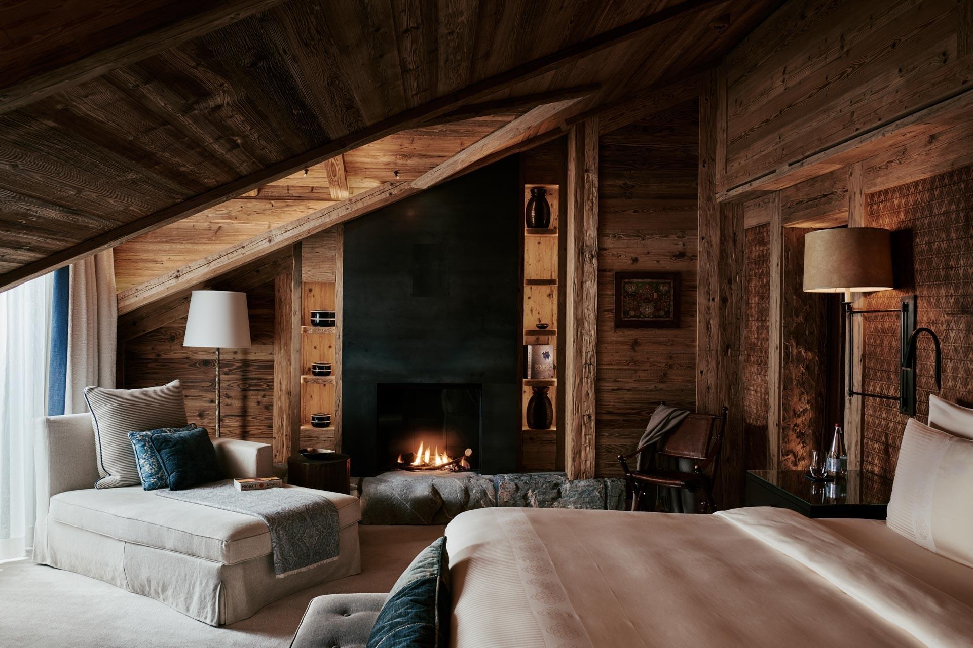 Luxuriöses Design-Alpin-Hotel mit Weltruf