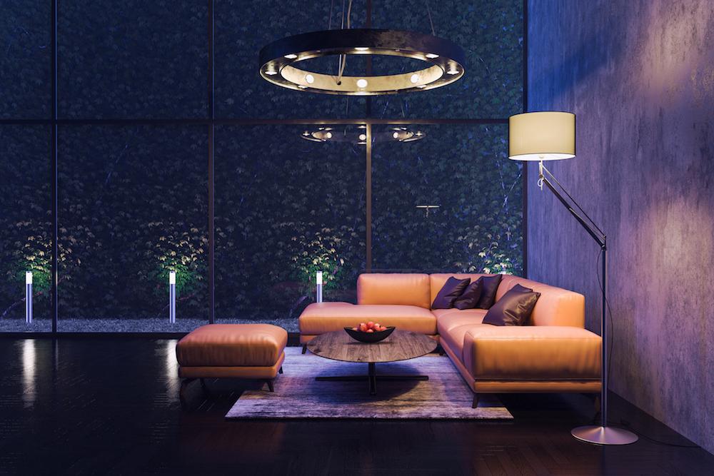 Home-Upgrade mit Statement-Leuchten