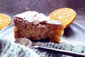 Spanischer Kuchenhit ohne Mehl und Butter